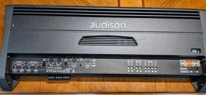 AUDISON SRx3 3 Channel Amplifier, designed for Front + Sun system for Sale in Meridian, ID