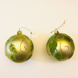 Green Textured Ornaments for Sale in Arlington, TX