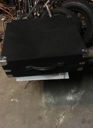 DJ equipment box for Sale in Norwalk, CA