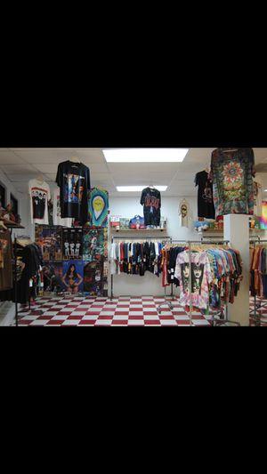 Vintage retro men's jerseys shirts jackets for Sale in Marietta, GA