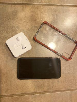 iPhone X for Sale in Lake Stevens, WA