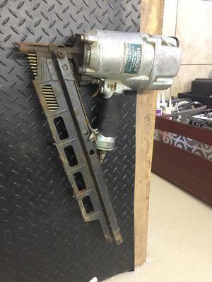 Hitachi nail gun for Sale in Phelan, CA
