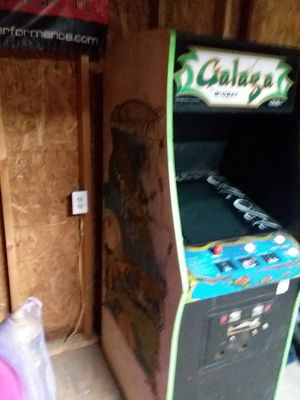 Vintage Galaga arcade game for Sale in Bear Grass, NC