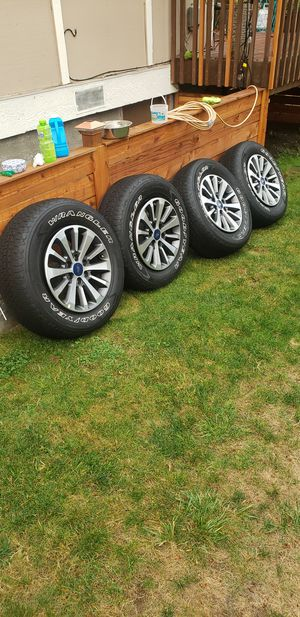 "18"" Ford wheels 6x135mm for Sale in Lynnwood, WA"
