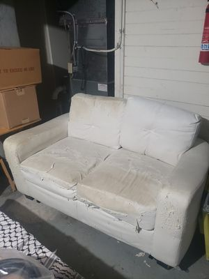Matching love seat and chair for Sale in Portland, OR