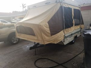 Pop up camper with title for Sale in TWN N CNTRY, FL