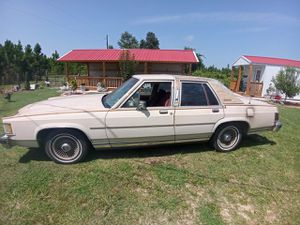 1986 Ford Mercury Grand Marquis for Sale in Bennettsville, SC