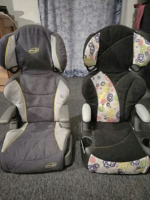 Boy And Girl Booster Seats for Sale in Philadelphia, PA