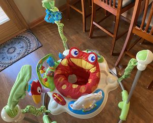 Fisher Price Jumperoo for Sale in Rockville, MD