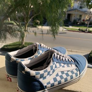 Blue Vans for Sale in Chino, CA