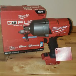 "MILWAUKEE M18 FUEL 3/4"" IMPACT WRENCH for Sale in Kent, WA"