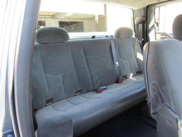 2006 Chevrolet Silverado 1500 Extended Cab