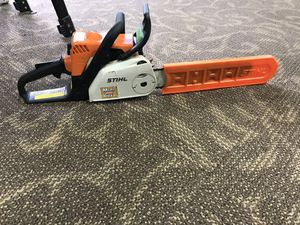 STIHL Chainsaw !! Negotiable for Sale in Baltimore, MD