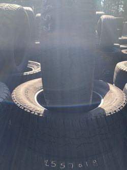 USED BACKCOUNTRY TIRES for Sale in Spanaway,  WA