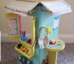 American Girl Doll Juice Stand/Bar $100 for Sale in Garner, NC