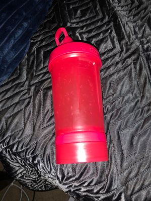Blender bottle water bottle for Sale in Bensenville, IL