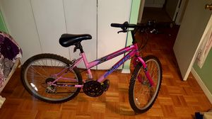 Girl's Pacific Platinum Mountain Bike for Sale in New York, NY