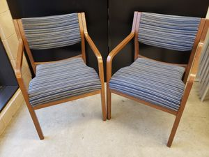 Southwest Print Chairs ($15 each) for Sale in Austin, TX