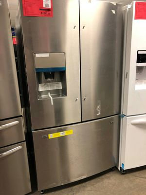 New Stainless Steel Frigidaire French Door Refrigerator 1 Year Manufacturer Warranty Included for Sale in Chandler, AZ