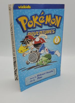 Vizkids Pokemon Adventures Hidenori Kusaha Collectord Book for Sale in Aurora, CO