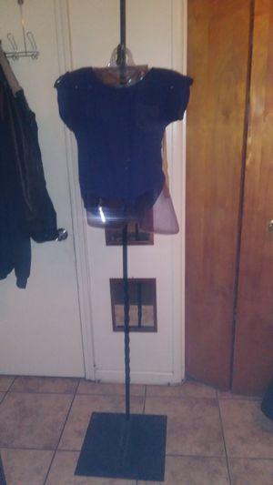 Seamstress Manican adjustable pole for Sale in Modesto, CA