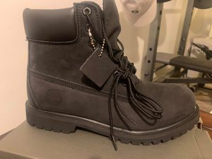 Timberlands Black size 11 for Sale in Milwaukee, WI