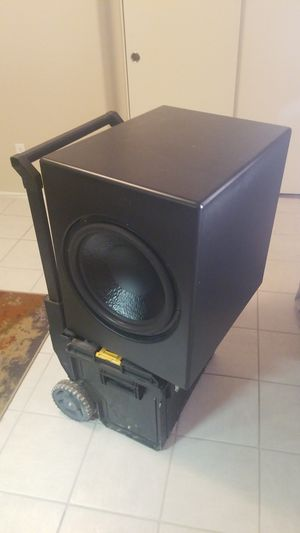 High End Home Theater Music Subwoofer for Sale in San Diego, CA