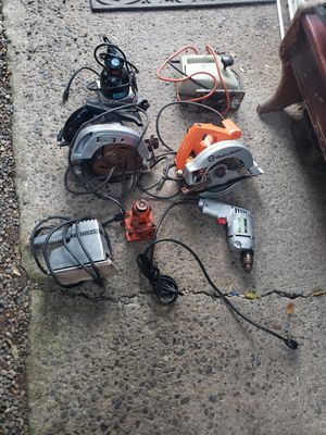 Power tool lot for Sale in Vancouver, WA