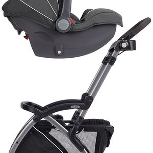 Infant Car Seat And Stroller for Sale in Saugus, MA