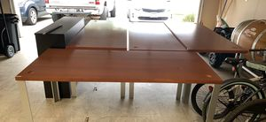 Tables 6 feet long 30 inches wide 29 inches tall sale single or bundle for Sale in Visalia, CA