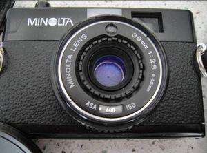 Minolta Camera And Flash for Sale in Carrollton, TX
