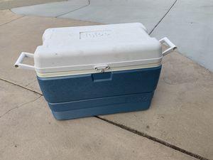 Blue Igloo Cooler for Sale in Oceanside, CA