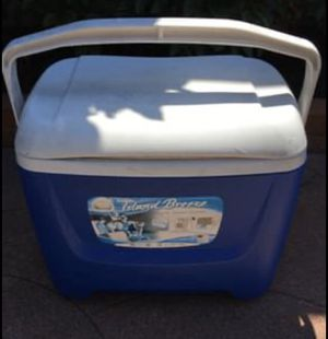Blue Igloo 28 Quart Cooler for Sale in San Leandro, CA