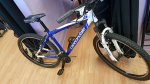 Cannondale F9 titanium mountain bike for Sale in Prairieville, LA