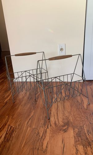 Two Urban Outfitters magazine racks for Sale in Mercer Island, WA