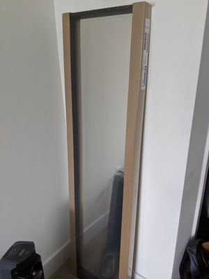 IKEA Standing Mountable Mirror - New & Sealed for Sale in North Springfield, VA