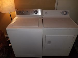 Washer and dryer set for Sale in Columbus, OH