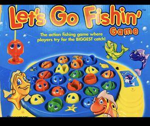 Let's Go Fishin' Game for Sale in Sanford, ME