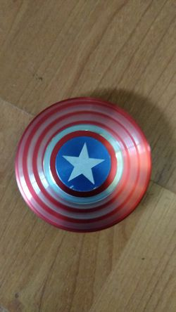 Captain america fidget spinner for Sale in Portland,  OR