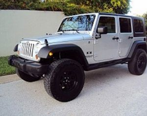 Nothing/Wrong 2007 Jeep wrangler 4WDWheelsss for Sale in Arlington, TX