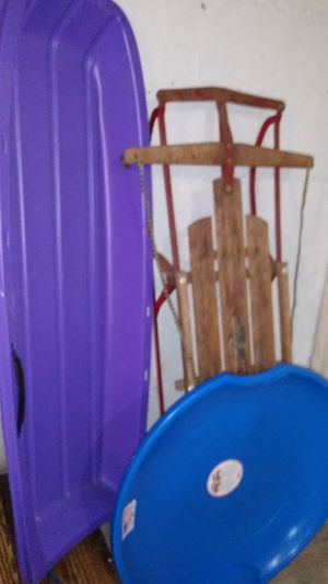 3 Sleds for Sale in Neffsville, PA