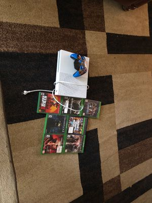 Xbox one s all you see for Sale in Spicewood, TX
