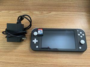 Nintendo Switch Lite (Gray) for Sale in Alexandria, VA