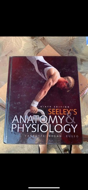 Anatomy and Physiology book for Sale in Berea, OH
