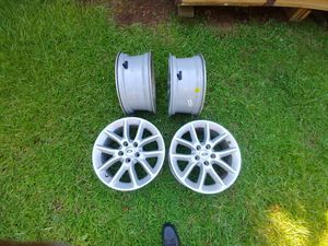 Stock 17 inch Ford rims with TPMS sensors for Sale in Duncan, SC