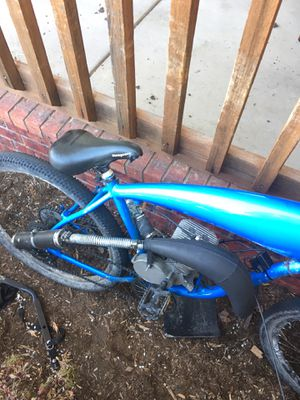 High performance motorized bicycle for Sale in Mulvane, KS