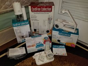Sanyo CordFree Gourmet Collection:Grater, Mill, & Battery Charger System*Kitchen Appliances for Sale in Dover, FL