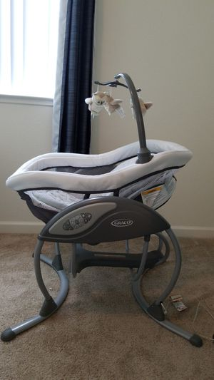 Graco baby swing for Sale in Morgan Hill, CA