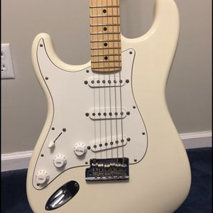 Fender Stratocaster Left-Handed Electric Guitar for Sale in Columbia, SC