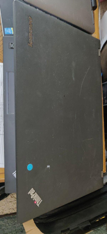 Dell latitude, Lenovo ThinkPad laptops